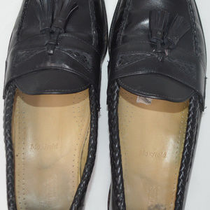 Allen Edmonds Shoes - Allen Edmonds Maxfield Tassel Loafer Black Leather